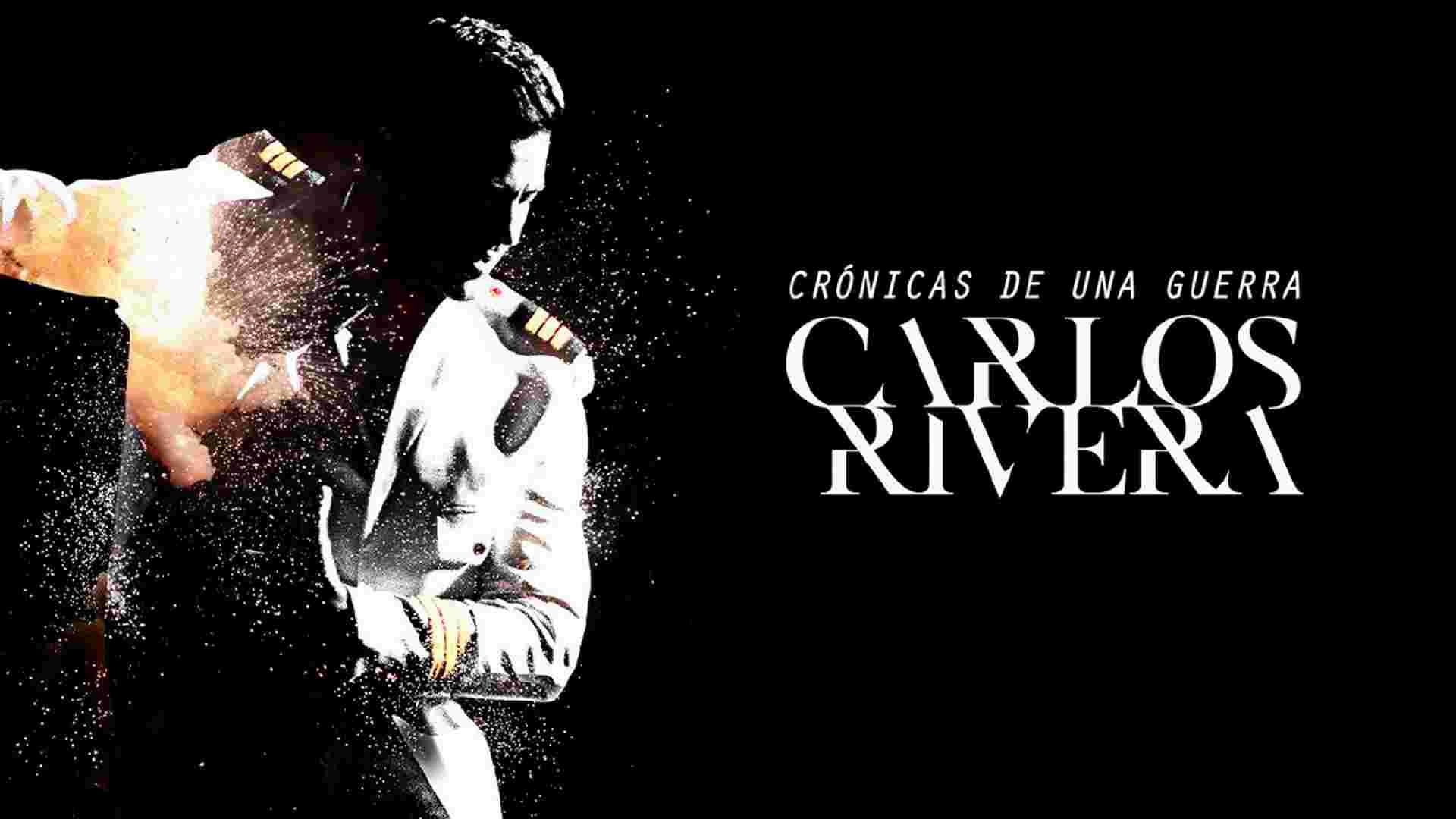 Carlos Rivera-Tlaxcala-Crónicas de guerra-Disney plus