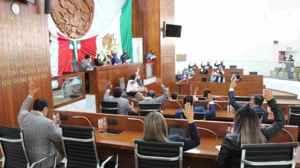 Comisiones-Congreso local-Así quedaron las comisiones ordinarias de a LXIV Legislatura de Tlaxcala
