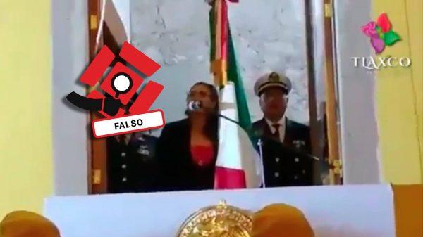 Tlaxco-Grito de Independencia-Fact Checking-Ficciones-Verficación