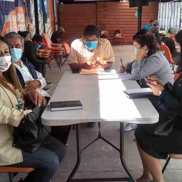 Dirección de Atención a Migrantes-Albergue La Sagrada Familia-Tlaxcala