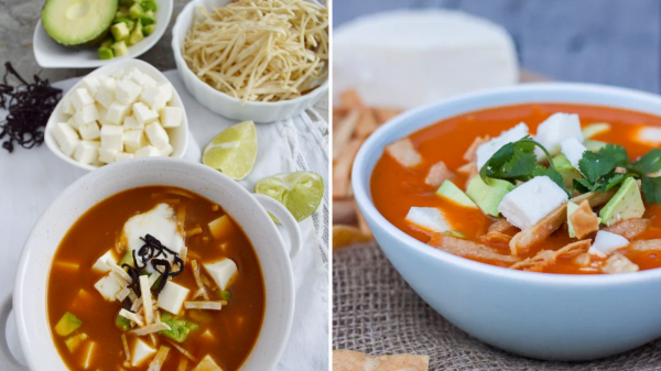 Sopa de Tortilla-Tlaxcala-Gastronomía