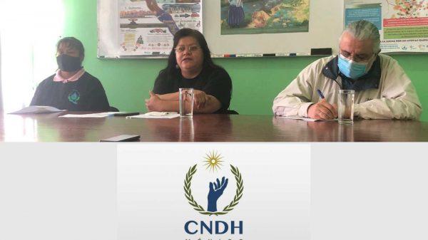 Atoyac-Zahuapan-Centro Fray Julián Garcés Derechos Humanos y Desarrollo Local- CNDH-simulación