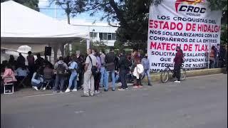 Huelga-AMATECH-Trabajadores-Tlaxcala